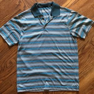 Men's Nike golf dry fit polo